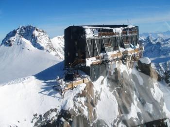 La stazione meteorologica più alta d'Europa…è in Italia!