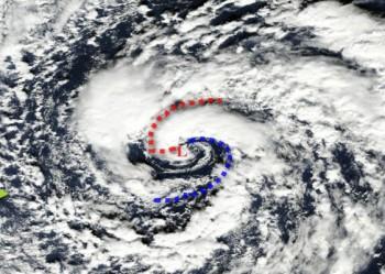 Il Ciclone Atlantico di cui nessuno parla