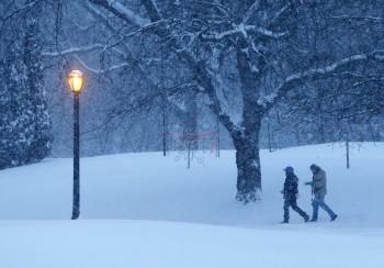 L'Inverno si scorda dell'Europa e va in vacanza negli Stati Uniti