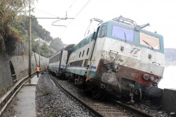 Il maltempo colpisce duro in Liguria!