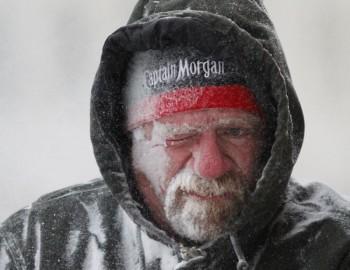 Stati Uniti congelati, fino a -53°C in Montana! Guarda le foto.