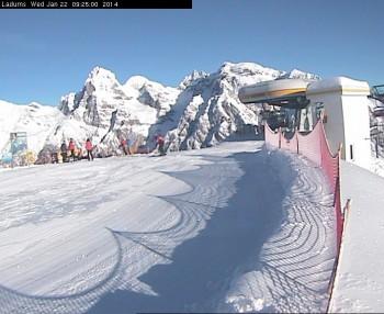 Le immagini dalle webcam sulle più belle località Alpine. Galleria