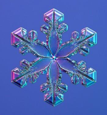 Può nevicare con temperature positive?