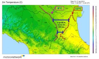 """Differenze """"incredibili"""" tra Emilia e Romagna."""