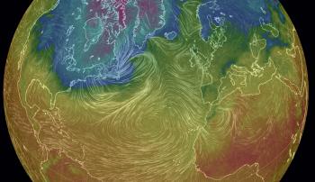 Il gelido inverno Americano e il caldo autunno Europeo: perché?