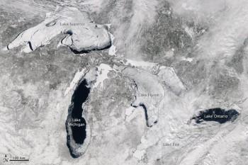 Stati Uniti di nuovo al gelo: fino a -40 in Canada