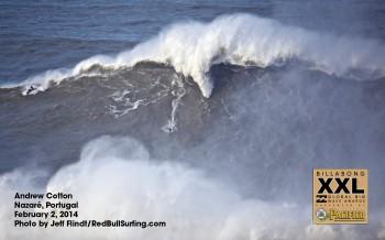 Mareggiate eccezionali in Atlantico: cavalcate onde da record!