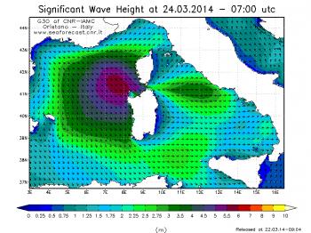 Giornate turbolente ci attendono: venti forti e mareggiate in arrivo!