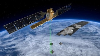Sentinel 1a nello spazio: il satellite per monitorare il clima