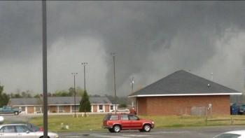 Tornado in USA: bis in Carolina del nord