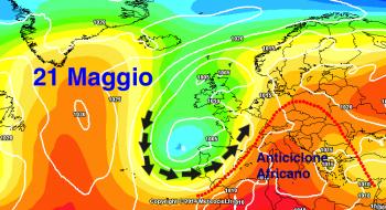 L'anticiclone Africano si affaccia sul Mediterraneo: Estate all'orizzonte?