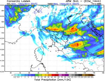 Forte peggioramento al Centro-Nord, tutti i dettagli sulle regioni più colpite