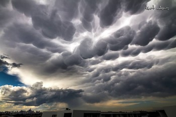 Mammatus cloud, cosa sono e come si formano