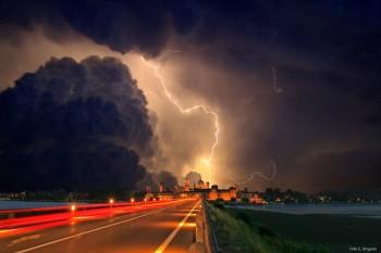 Break autunnale in piena regola, piogge e temporali sull'Italia