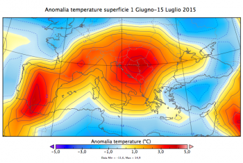 Estate al giro di boa, ha fatto più caldo nel 2014?