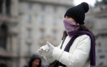 Mercoledì il clou dell'irruzione fredda al centro-sud : forti venti e freddo intenso!