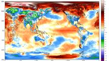 Gennaio più caldo del normale, ma non entra (fortunatamente) nella top ten