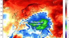 Settimana di forti contrasti termici in Europa: caldo al nord, fresco al centro-sud