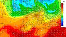 Prospettive di caldo da giovedì/venerdì, lo zero termico schizza a 5000 metri
