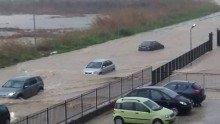 Alluvioni in Sicilia, accumuli oltre i 200 mm in 24 ore [IMMAGINI]