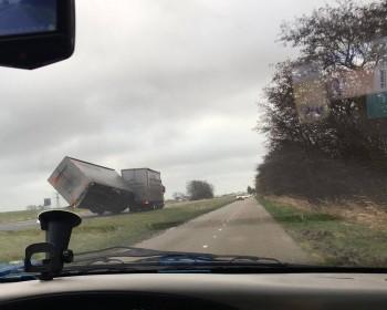 La tempesta Friederike porta raffiche fino a 200 km/h: tanti i danni in Olanda e Germania