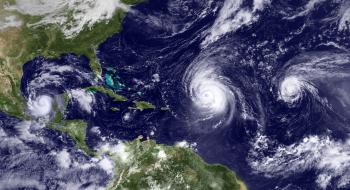 E se misurassimo gli Uragani…usando i terremoti?