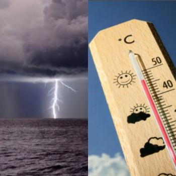 L'estate procede a singhiozzo: nuova ondata di caldo fino a 40°, ma il weekend è piovoso!