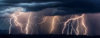 Meteo lunedì 3 agosto: piogge  e rovesci anche forti al centro-nord, bello al sud