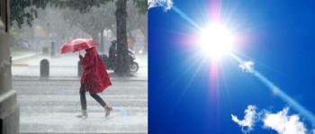 Primo weekend di giugno con ancora temporali ed aria fresca, il sole ci sarà ma l'estate frena!