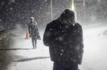 Primo fine settimana con freddo da pieno inverno: brusco calo termico e neve a quote basse!
