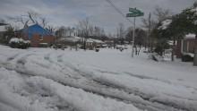 Ondata di gelo negli Stati Uniti: la neve e il ghiaccio arrivano fino al Carolina! [VIDEO]