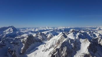 """Forte espansione dell'alta pressione sull'Italia : zero termico """"alle stelle"""" su Alpi e Appennini!"""
