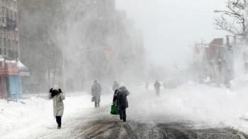 Irruzione gelida nel weekend : raffiche fino a 100 km/h e nevicate a quote bassissime al centro-sud!