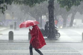 Sotto la lente: domenica di maltempo con piogge e rovesci, ecco dove!