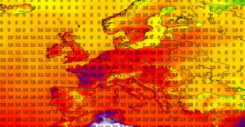 Primavera in gran spolvero, salgono le temperature in Europa ed in Italia
