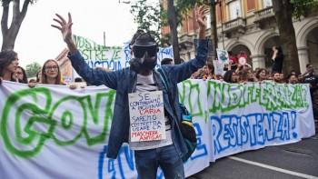 Per il Senato italiano è NO allo stato di emergenza climatica