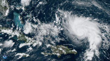 Arriva Dorian: massima allerta per la Florida e le Bahamas