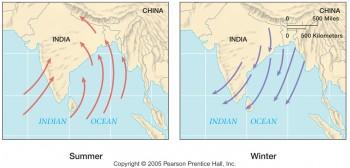 Ancora intense precipitazioni in India e in Pakistan: prosegue la stagione dei monsoni