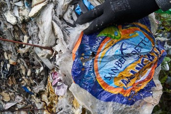 Greenpeace: trovate 45 tonnellate di rifiuti italiani in Polonia