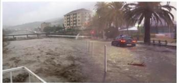 Cronaca meteo: netto miglioramento in Liguria dopo i violentissimi nubifragi delle ultime ore!