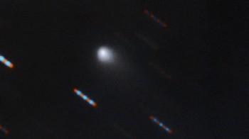 La misteriosa cometa interstellare è proprio come quelle del nostro sistema solare