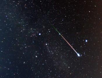 Stasera occhi al cielo per le Orionidi, le stelle cadenti d'autunno