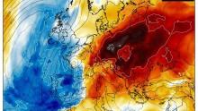 Europa: ancora caldo anomalo con temperature fino a 30°