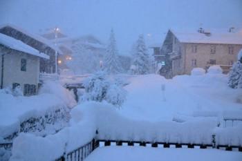 Nuove copiose nevicate sulle Alpi in arrivo, ma anche a bassa quota questa sera sul Piemonte!