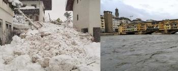 Cronaca meteo: domenica di forte maltempo tra nubifragi, rischi esondazioni e valanghe sulle Alpi!