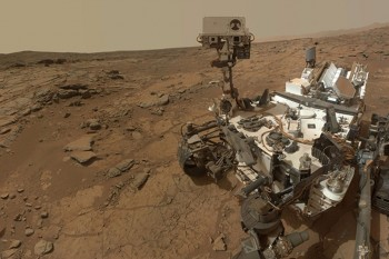 Trovate tracce di ossigeno nell'atmosfera di Marte