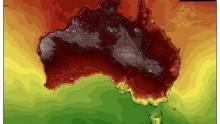 Australia: temperature oltre i 45 °C in diverse aree del territorio
