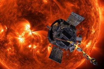 A pochi passi dal vento solare, le scoperte della sonda Parker della Nasa