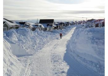 Tempeste di neve eccezionali in Canada: innumerevoli disagi e località letteralmente sommerse