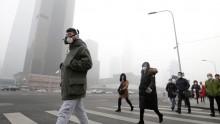 In Cina crollano le emissioni di gas serra grazie all'epidemia di Coronavirus